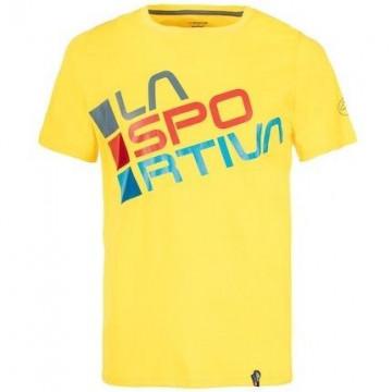 Tričko LA SPORTIVA Square (yellow)