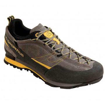 Obuv LA SPORTIVA Boulder X (grey/yellow)