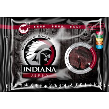 Indiana Jerky hovädzie hot & sweet 100 g