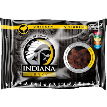 Indiana Jerky kuracie originál 100 g
