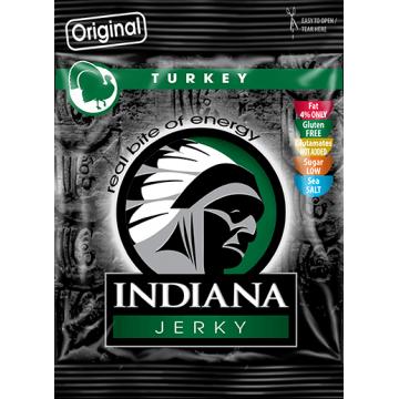 Indiana Jerky morčacie originál 25 g