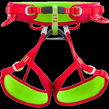 Sedačka Climbing Technology 7H168 ANTHEA pink/green