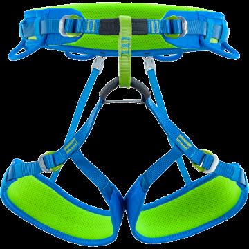 Sedačka Climbing Technology 7H167 WALL blue/green