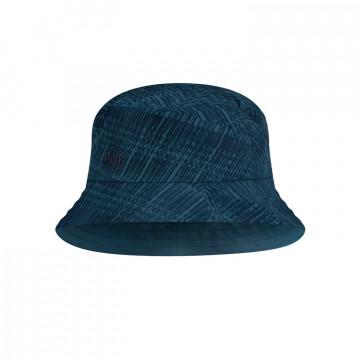 Klobuk Buff TREK BUCKET KELED BLUE