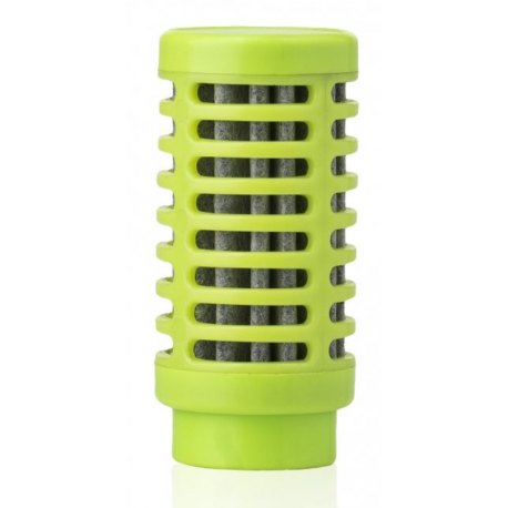 Filter QUELL Bottle Replacement Cartridge green