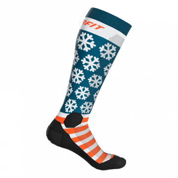 Ponožky DYNAFIT FT Graphic 71613 4491 dawn