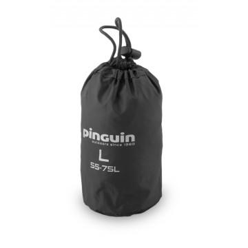 Obal PINGUIN Raincover na batoh L 55-75l black