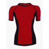 Tricko TERMOVEL Wool Sunny KRR red