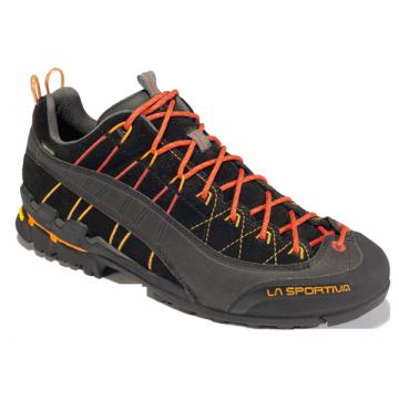 Trekingové topánky La Sportiva Hyper GTX Black/Grey
