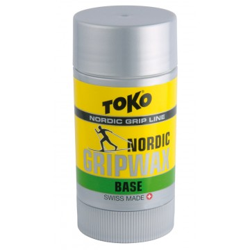 Toko Nordic Base wax Green 5508750 - 27g