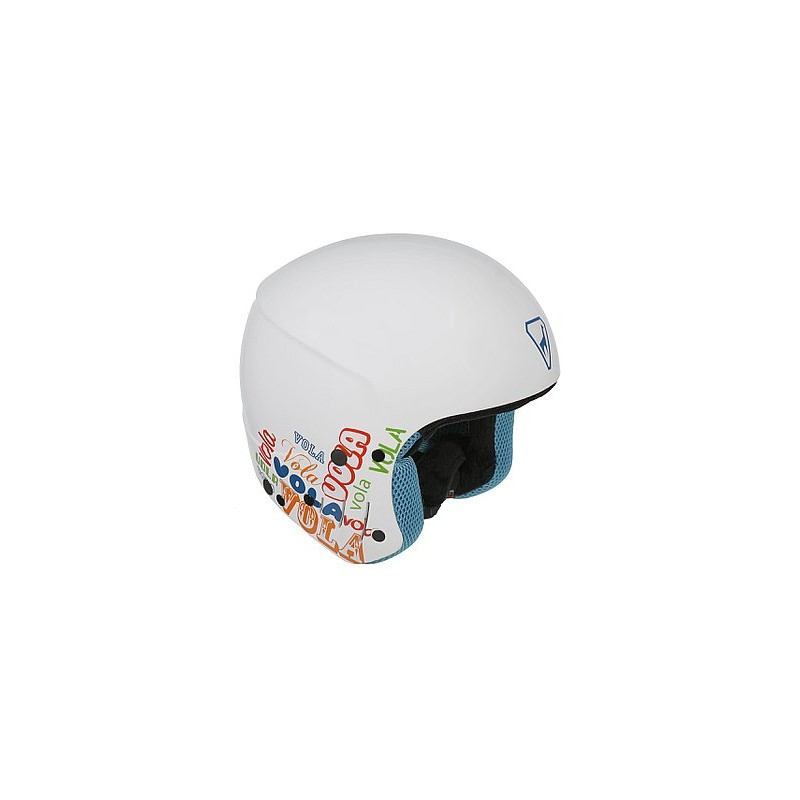 Lyžiarka prilba VOLA Casque TYPO White - 109.90 ea57be4550a