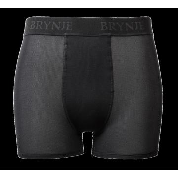 Boxerky BRYNJE Sprint Boxer-shorts (Black)
