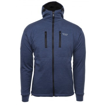 Bunda BRYNJE Antarctic Jacket w/hood (blue)