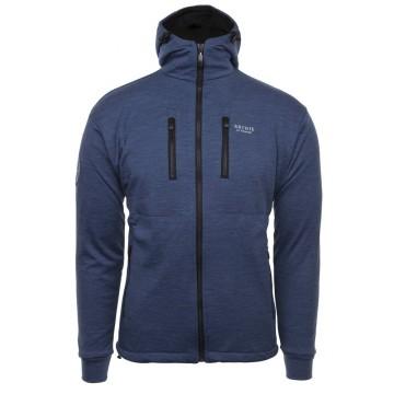 Bunda BRYNJE Antarctic Jacket w/hood (blue)