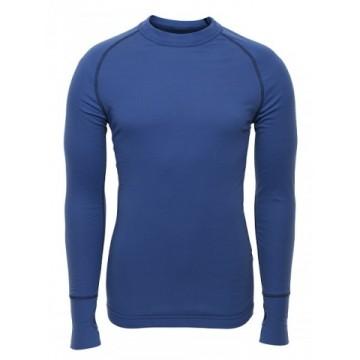 Tričko BRYNJE Arctic Shirt w/thumbfingergrip (sky blue,green)