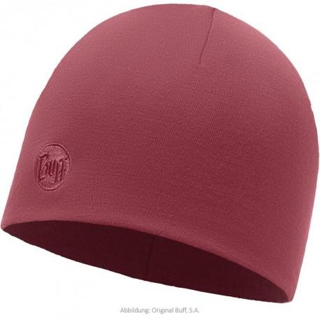 Buff® Hat Heavyweight Merino Wool Regular Solid - Tibetan Red
