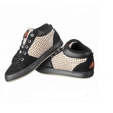 Tenisky Adidas Bokajone II Mid K Black