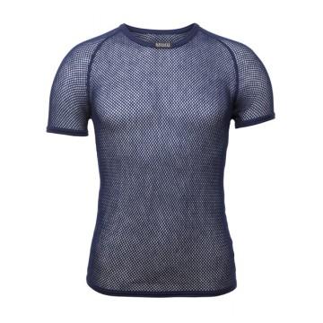 Tričko BRYNJE Super Thermo T-shirt (navy,green)