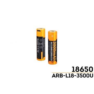 Akumulátor 18650 Fenix ARB-L18-3500