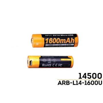 AA batéria Fenix ARB-L14-1600U