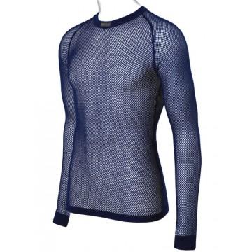 Tričko BRYNJE Super Thermo Shirt (navy,green)