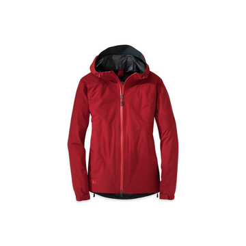 Bunda Outdoor Research ASPIRE Jacket - Scarlet (červená)