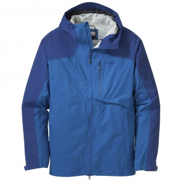 Bunda Outdoor Research BOLIN Jacket - Glacier/Baltic