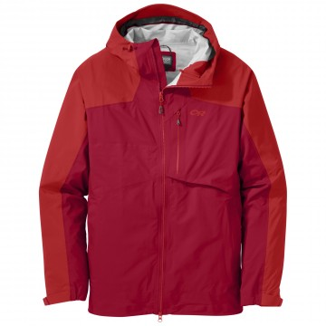 Bunda Outdoor Research BOLIN Jacket - Glacier/Baltic (modrá)