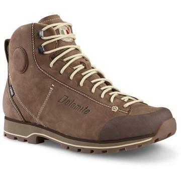 Topánky Dolomite CINQUANTAQUA High FG GTX Brown