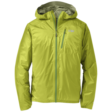 Bunda Outdoor Research Helium II Jacket - Lemongrass (zelená)