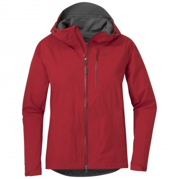 Bunda Outdoor Research ASPIRE Jacket - Tomato (červená)