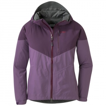 Bunda Outdoor Research ASPIRE Jacket - Amethyst (fialová)