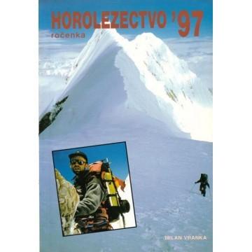 Kniha Horolezectvo '97