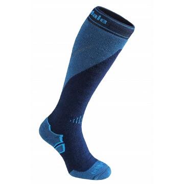 Ponožky BRIDGEDALE Ski Mid Weight+ (navy-blue 039)