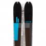 Lyže HAGAN Pure 75 (black-blue)