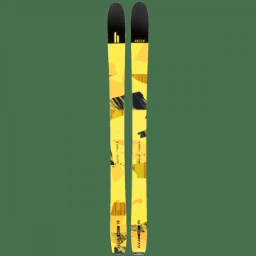 Lyže HAGAN Boost 99 (yellow)