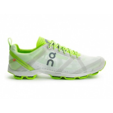 ON CLOUDRACER Silver/Lime