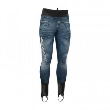 Nohavice CRAZY Idea HUGO( X015 jeans/blue)