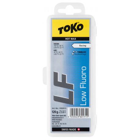 TOKO HotWax Racing LF Modrí 5502013