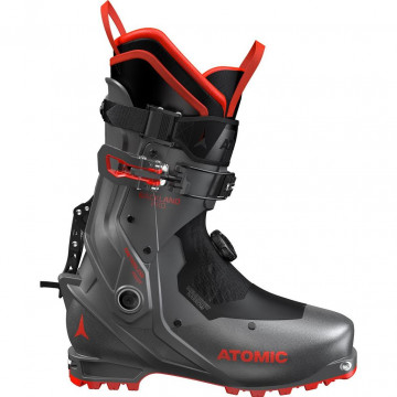 Lyziarky ATOMIC Backland Pro (AE5020280 grey-red)