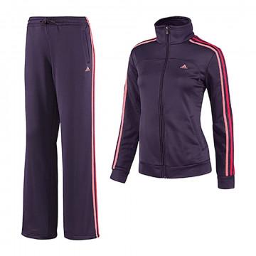 Dámska tepláková súprava Adidas 3S Knit Suit - W61908