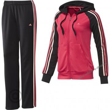 Dámska tepláková súprava Adidas Young Knit - Z29651