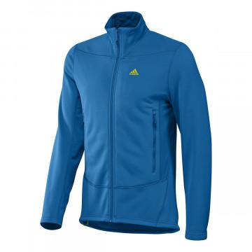 Mikina Adidas HT Fleece J - Z18321