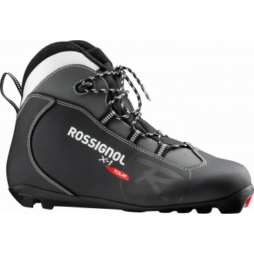 Lyžiarky Rossignol X1 black
