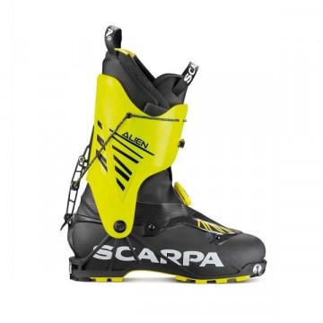 Lyžiarky Scarpa ALIEN carbon/yellow