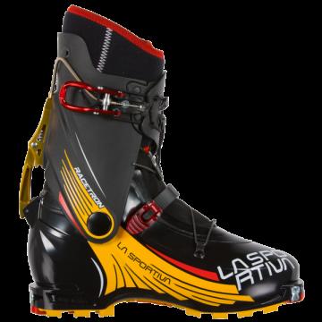 Lyžiarky La Sportiva Spor RACETRON black/yellow