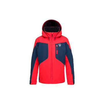Bunda Rossignol Course Jacket Boy crimson