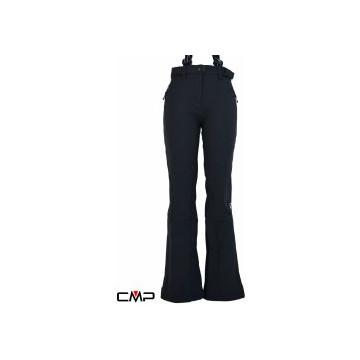 Nohavice CMP 3W03106 (U901 black) Dámske