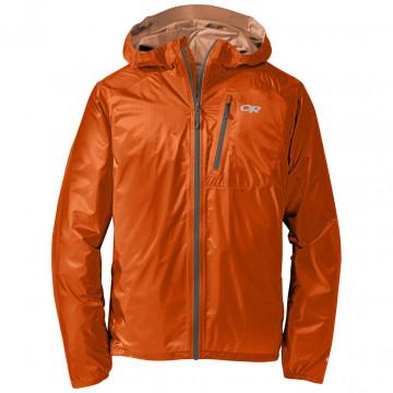 Bunda Outdoor Research Helium II Jacket - Ember (oranžová)