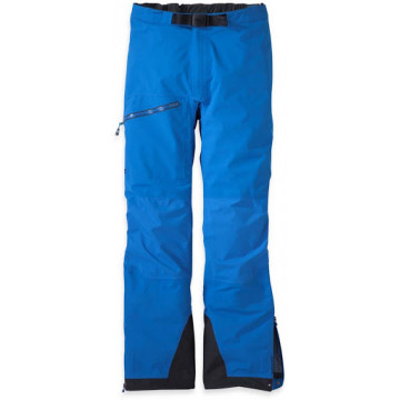 Nohavice Outdoor Research WHITE ROOM gtx M blue
